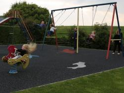 kilmuckridge-holiday-homes-wexford-private-gated-complex-play-swings (30)
