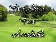 Local Golf Courses and Golf Green fee offers